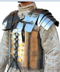 Roman Soldier Military - Pelindung Dada dan Perut
