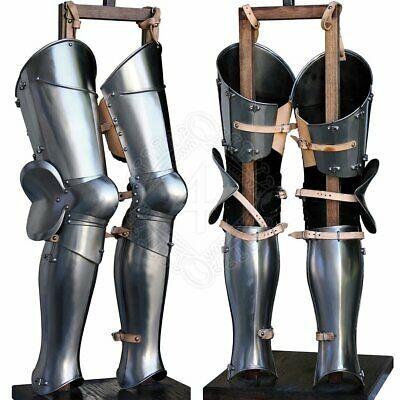 Medieval LARP Armor - Pelindung Kaki