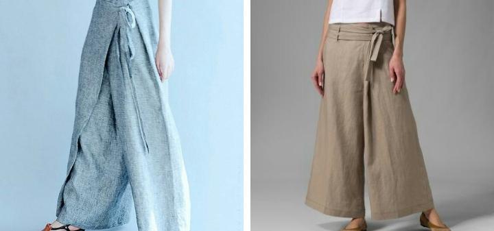 Jenis-jenis Bahan Celana Kulot