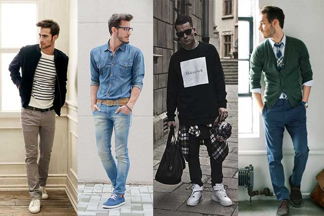 Baju Pria Trend Masa Kini