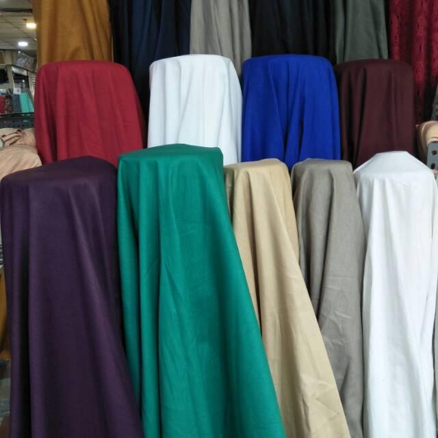Bahan Hijab Yang Bagus