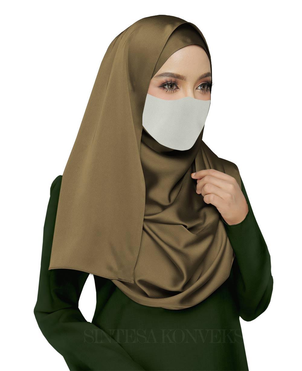Baju-Hijau-Army-Cocok-dengan-Jilbab-Warna-Apa-1