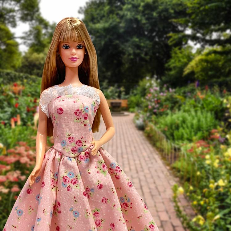 Cara Membuat Baju Barbie