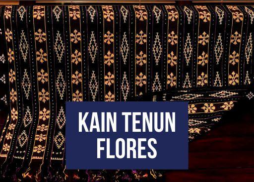 Kain Tenun Flores