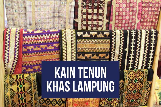 Kain Tenun Khas Lampung Adalah
