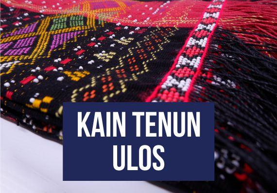 Kain tenun ulos berasal dari daerah