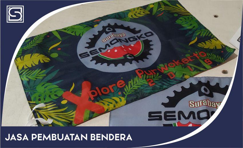 bendera printing