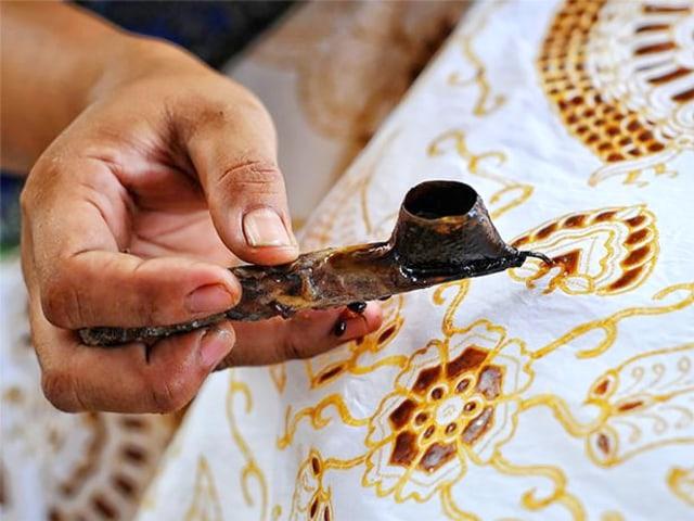 tujuan awal pembuatan batik